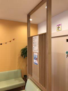 小児科医院開業!オリジナル家具で内装のお手伝い。