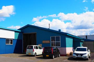 北海道工場の写真 その1
