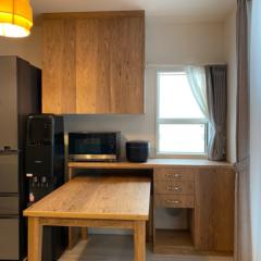 日本胡桃のオーダーメイドLDK家具3点セット